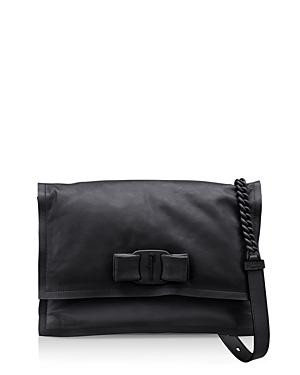 Salvatore Ferragamo Viva Small Leather Shoulder Bag