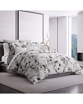 Vera Wang - Charcoal Vines Bedding Collection