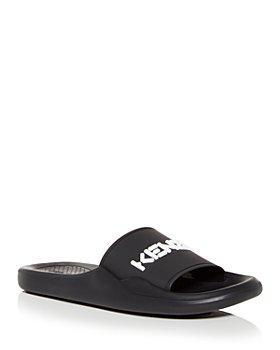 Kenzo - Women's Logo Slide Sandals