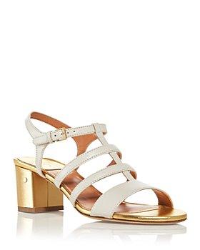 Laurence Dacade - Women's Lucca Block Heel Sandals