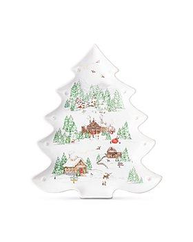 Juliska - Berry & Thread North Pole Tree Platter
