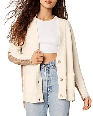 Bb Dakota EXTRA CREDIT CARDIGAN SWEATER