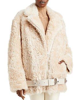 IRO - Attu Shearling Jacket