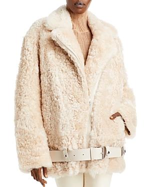 Iro Attu Shearling Jacket-Women