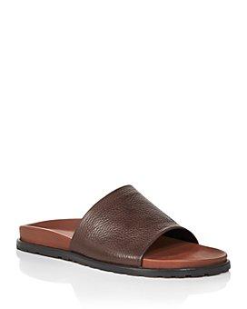 The Men's Store at Bloomingdale's - Men's Slide Sandals - 100% Exclusive
