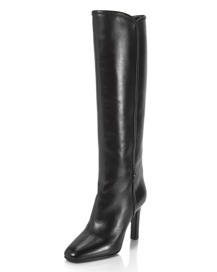 Saint Laurent Women's Jane High Heel Boots    Bloomingdale's