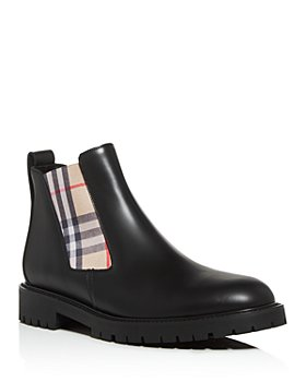 Burberry - Men's Allostock Chelsea Boots
