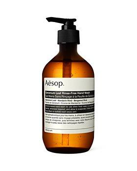 Aesop - Geranium Leaf Rinse-Free Hand Wash 16.9 oz.