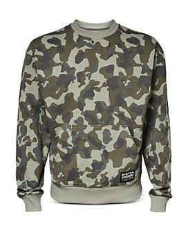 G-STAR RAW - Camo Print Sweatshirt