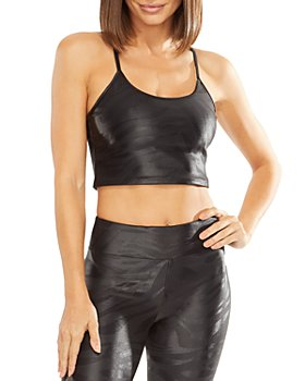 KORAL - Leah Infinity Sports Crop Top