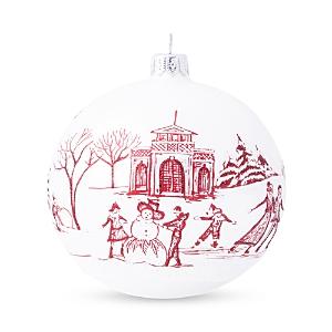 Juliska Country Estate Winter Frolic Ornament-Home