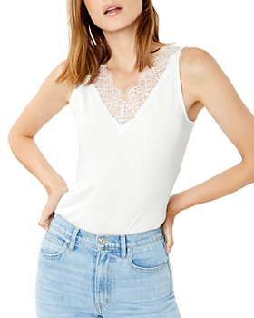 Generation Love - Charlee Lace Tank