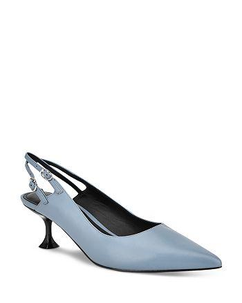 Sigerson Morrison - Women's Ailyn Slingback Sandals