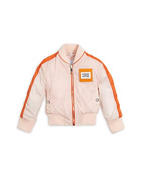 Burberry - Girls' Aleta Unicorn Baseball Jacket - Little Kid, Big Kid