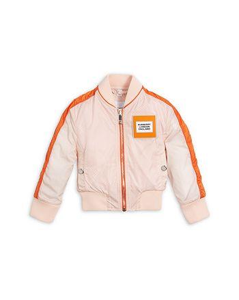 Burberry - Girls' Aleta Unicorn Baseball Jacket - Little Kid, Big Kid