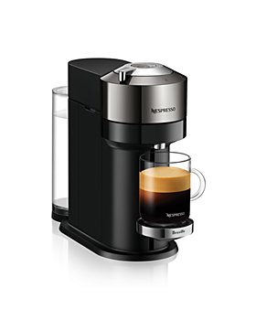 Nespresso - Vertuo Next Deluxe by Breville, Dark Chrome