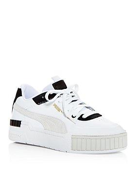 PUMA - Women's Cali Sport Mix Low Top Sneakers