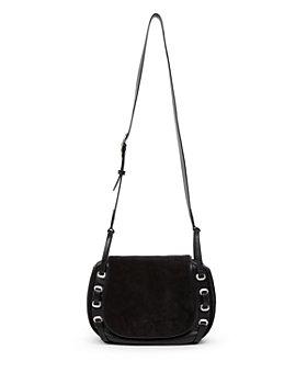 rag & bone - Legend Leather Saddle Shoulder Bag