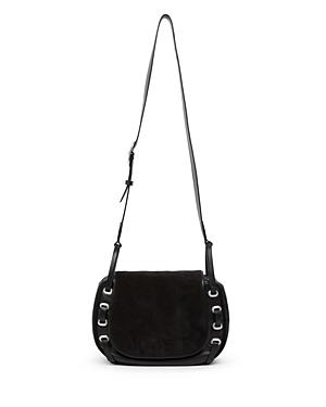 rag & bone Legend Leather Saddle Shoulder Bag