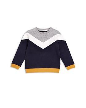 Miles Child - Boys' Chevron Sweatshirt - Little Kid