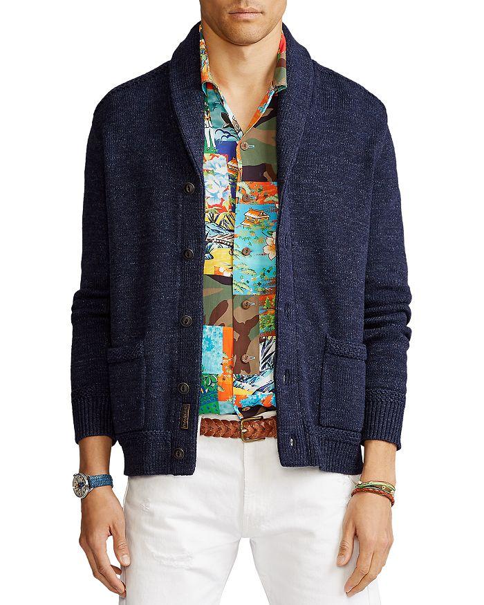 Polo Ralph Lauren - Cotton Shawl Collar Cardigan