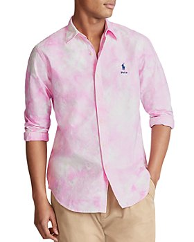 Polo Ralph Lauren - Classic Fit Tie Dyed Oxford Shirt