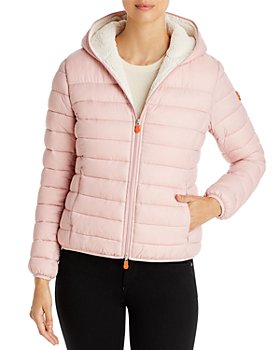 Save The Duck - Hooded Sherpa Jacket