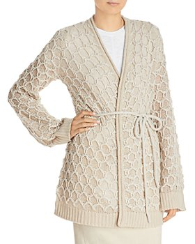 Theory - Relief Wool & Cashmere Cardigan