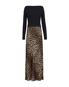 ALLSAINTS - Hera Leopard Print Dress