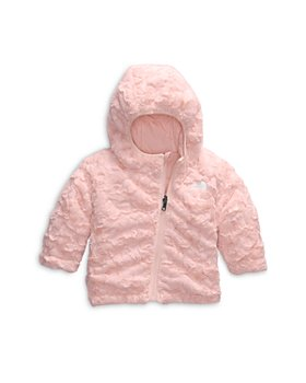 The North Face® - Girls' Infant Reversible Hooded Mossbud Jacket - Baby