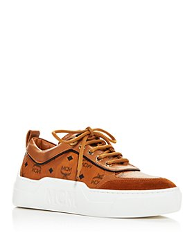 MCM - Women's Skyward Low Top Platform Sneakers