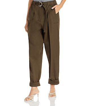 3.1 Phillip Lim Utility Belted Twill Pants