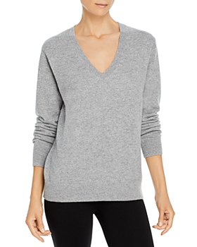Vince - Weekend V Neck Cashmere Sweater