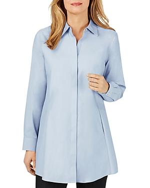 Cici Cotton Non-Iron Tunic Shirt