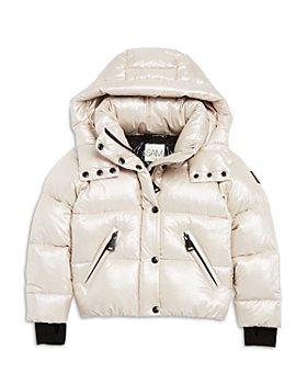 SAM. - Girls' Elsa Shimmer Down Jacket - Little Kid, Big Kid