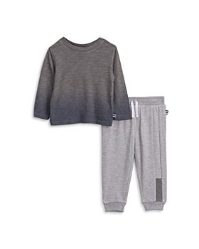 Splendid - Boys' Dip Dye Tee & Jogger Pants Set - Baby