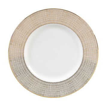 Wedgwood - Gilded Weave Accent Plate