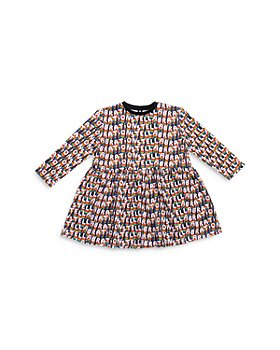 Stella McCartney - Girls' Stellabration Print Dress - Little Kid, Big Kid