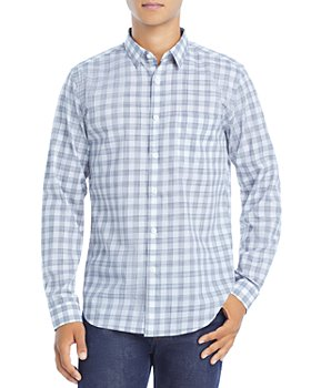 Theory - Rammy Jonny Plaid Regular Fit Shirt