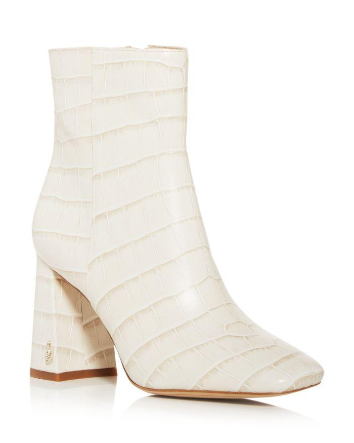 Sam Edelman Women's Codie High Block Heel Booties  | Bloomingdale's