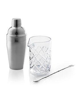 Luminarc - Yarai 3 Piece Shaken or Stirred Cocktail Set