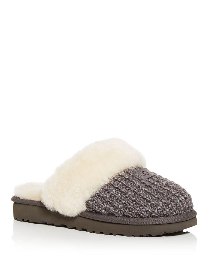 UGG® - Women's Cozy Shearling Mule Slippers