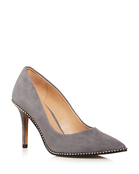 COACH - Women's Waverly Beadchain Pointed Toe Pumps