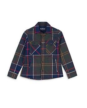 Barbour - Boys' Cotton Tartan Overshirt - Big Kid