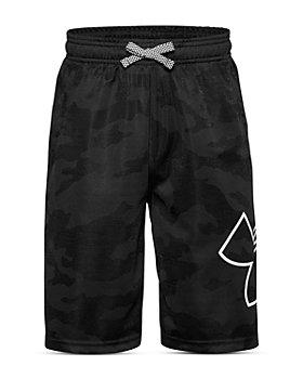 Under Armour - Boys' Renegade Jacquard Camo Shorts - Big Kid