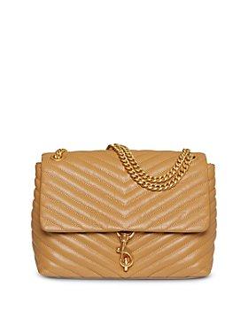 Rebecca Minkoff - Edie Medium Flap Shoulder Bag