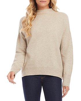 Karen Kane - Mock Neck Sweater