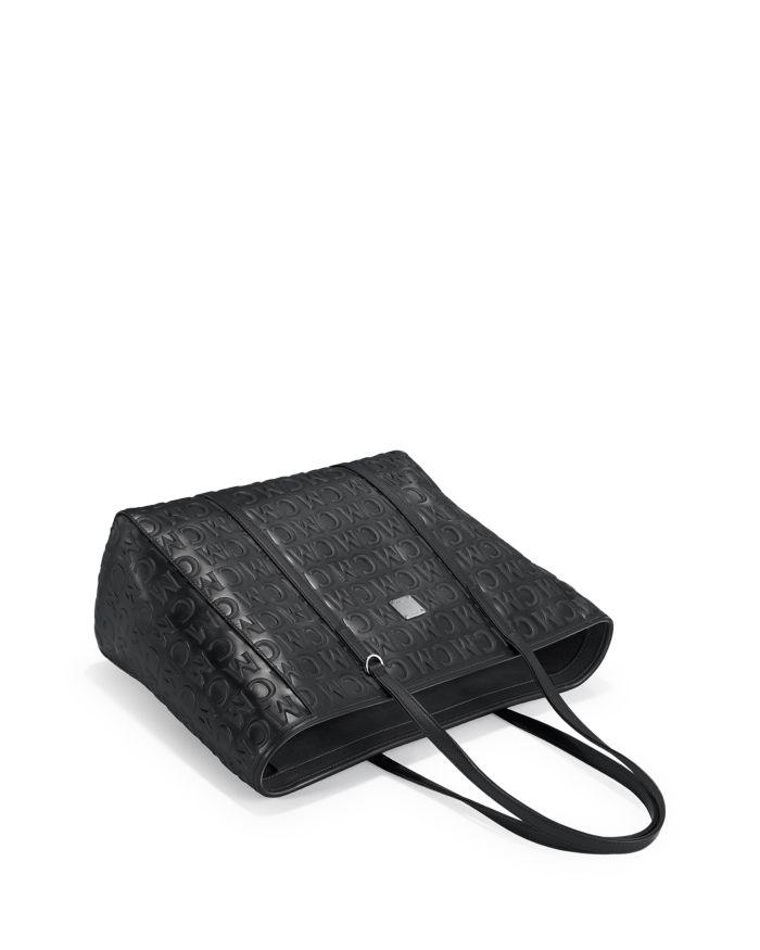 MCM Toni Leather Tote  | Bloomingdale's