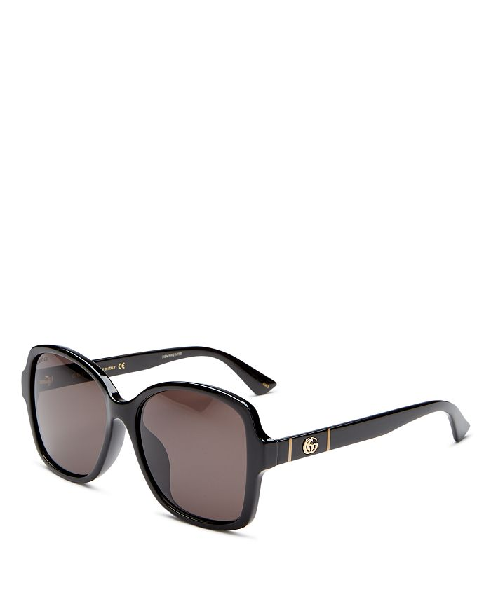 Gucci - Women's Square Sunglasses, 57mm