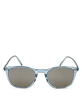 Oliver Peoples - Unisex Finley Vintage Round Sunglasses, 49mm
